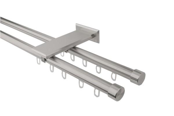 Gardinenstange ERKO Innenlauf 2-läufig