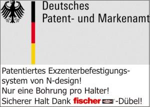 Logo deutsches patent und markenamt