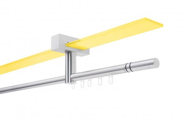 Gardinenstange NEXUS O Decke Innenlauf 1-läufig