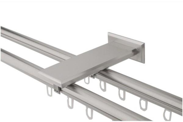 Wandhalter ERKO Innenlauf 2-läufig für Ø18mm