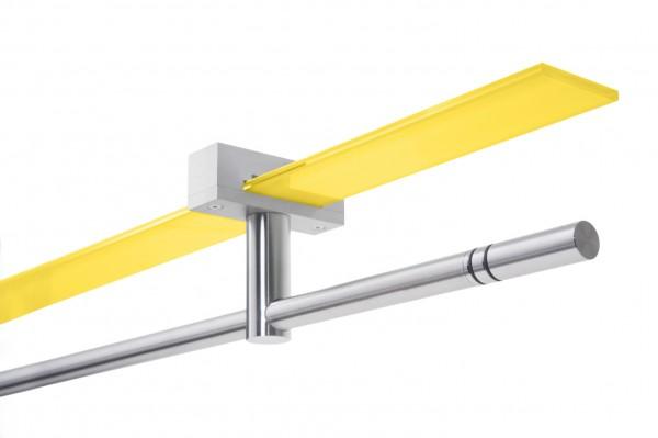 Gardinenstange NEXUS O Decke 1-läufig